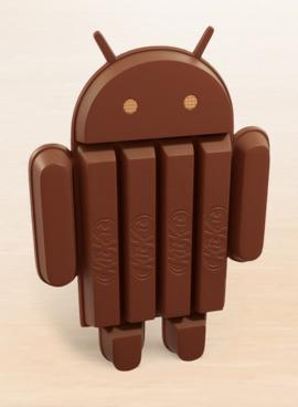 Android KitKat Mascot