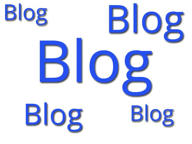 Blog. Blog. Blog. Blog. Blog.
